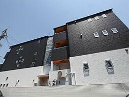 愛知県名古屋市中村区名楽町5丁目の賃貸アパートの外観