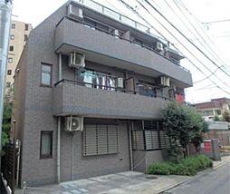 メトリブ新宿[203号室号室]の外観