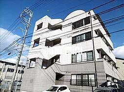 愛知県岡崎市明大寺本町1丁目の賃貸マンションの外観
