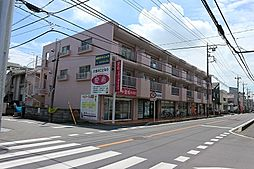 渋谷ハイツ[304号室]の外観