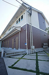福岡県福岡市博多区竹下5丁目の賃貸アパートの外観