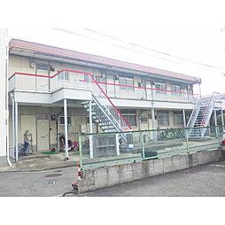 斉藤ハイツ[101号室]の外観