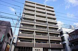 エスフォート本八幡[8階]の外観