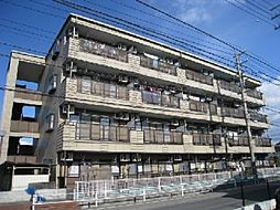 愛知県小牧市新町1丁目の賃貸マンションの外観