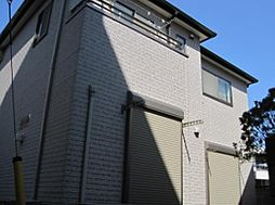 東京都中野区弥生町3丁目の賃貸アパートの外観