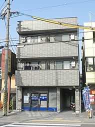 アンプルールフェール勧修[3階]の外観