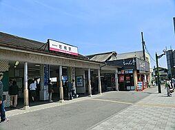 東武鉄道岩槻駅