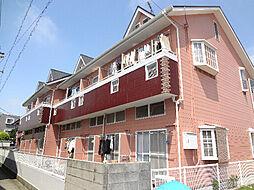 愛媛県松山市古川北4丁目の賃貸アパートの外観