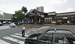JR高尾駅北口
