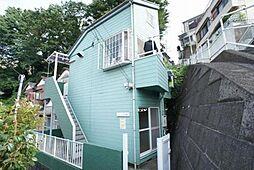 グリーンコーポ妙蓮寺[1階]の外観