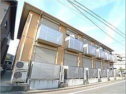 エスポワール戸田[201号室]の外観