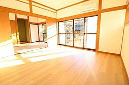 甲府市岩窪町 中古戸建 3DKの居間