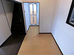 大阪市旭区高殿2丁目 中古一戸建て 4DKの居間