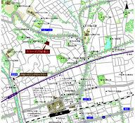土地案内図