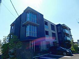福岡県北九州市小倉北区上富野2丁目の賃貸マンションの外観