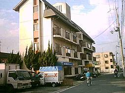 大阪府高槻市西町の賃貸マンションの外観