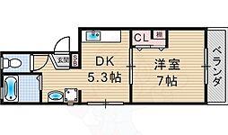野芥駅 3.8万円