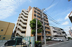 大阪府大阪市西淀川区野里1丁目の賃貸マンションの外観