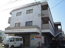 愛媛県松山市小坂3丁目の賃貸マンションの外観
