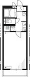 リブリ・サンヴィレッジ21[3階]の間取り