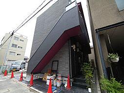 愛知県名古屋市西区上名古屋2丁目の賃貸アパートの外観