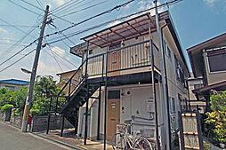 奈良県奈良市肘塚町の賃貸アパートの外観