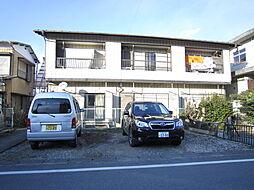 第3富岡荘[2階]の外観