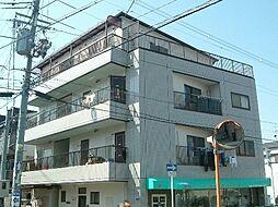 大阪府東大阪市南四条町の賃貸マンションの外観