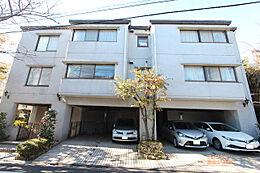 専有面積102.57平米の3LDKマンション