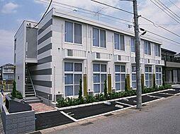 千葉県松戸市五香5丁目の賃貸アパートの外観