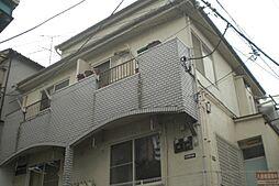 ハウス新井薬師[2-B号室]の外観