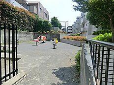 周辺環境:烏森児童遊園