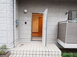 The Residence Sanno[1階]の外観