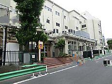 周辺環境-小学校(400m)江東区立第四砂町小学校