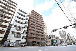 「ライオンズマンション錦糸町亀沢」・2DKSフルリフォーム・陽当たり、通風良好