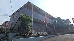 兵庫県神戸市北区藤原台南町4丁目の賃貸マンションの外観