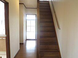 一階廊下。フロ...