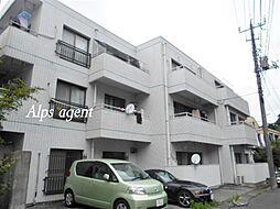 神奈川県横浜市港南区日野1丁目の賃貸マンションの外観