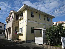 静岡県駿東郡清水町伏見の賃貸アパートの外観