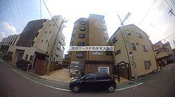 OMレジデンス八戸ノ里[3階]の外観