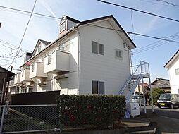 ハイツ矢沢C[2階]の外観