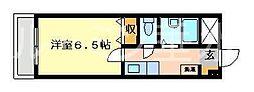 アドレス3[4階]の間取り