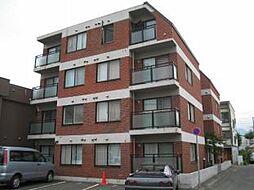 北海道札幌市中央区北十三条西15丁目の賃貸マンションの外観