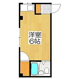マンションASUKA[101号室]の間取り