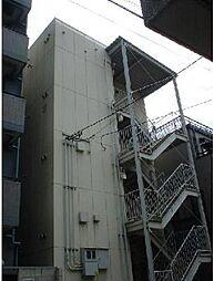 ベルデコート天神南[3階]の外観
