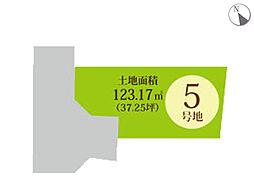 5号地区画図(...