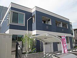 千葉県柏市大室の賃貸マンションの外観
