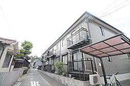大阪府東大阪市稲田本町2丁目の賃貸アパートの外観