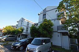 兵庫県伊丹市瑞ケ丘3丁目の賃貸マンションの外観