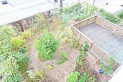 広いお庭と素敵...